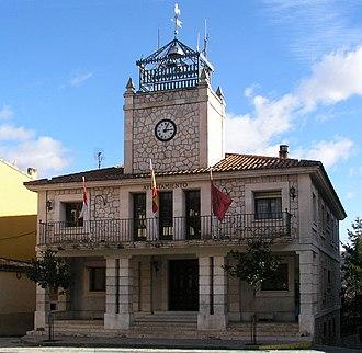 Brihuega - Image: Brihuega Ayuntamiento