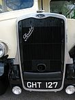 Bristol K5G radiator GHT127.jpg