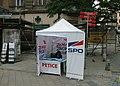 Brno, Masarykova, petiční místo Miloše Zemana (2348).jpg