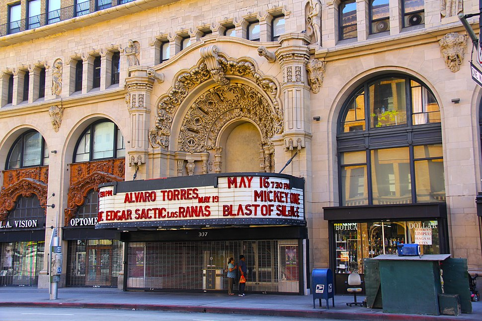 Broadway Theater and Commercial District, 300-849 S. Broadway; 8.3