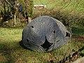 Bronze dreaming stone - geograph.org.uk - 290160.jpg