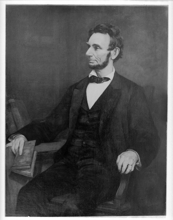 Brooklyn Museum - Abraham Lincoln - overall