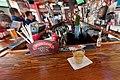 Brother Jimmy's BBQ, Penn Station, NYC (3435116403).jpg