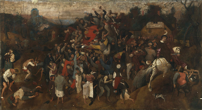 File:Brueghel The Wine Of Saint Martins Day Private Collection Madrid.jpg