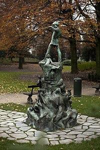 Brussel, Egmontpark-PM 57638