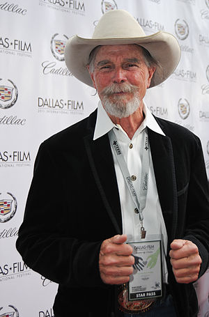 Dallas International Film Festival - Actor Buck Taylor at the 2011 Dallas International Film Festival