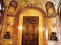 Bucuresti, Romania, Muzeul National George Enescu, Palatul Cantacuzino, Calea Victoriei nr. 141, sect. 1 (interior 4).JPG
