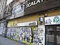 Bucuresti, Romania. Cinematograful SCALA. Un cinematograf celebru. 19 Aprilie 2020, nu mai e celebru.jpg