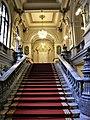Bucuresti, Romania. MUZEUL NATIONAL COTROCENI. Scara interioara. (B-II-a-A-19152) (3).jpg