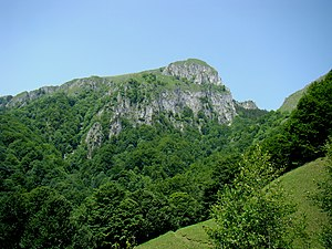 Buila-Vânturarița National Park - The Buila Massif