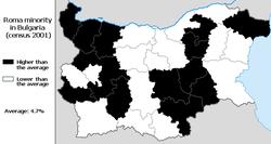 Romani people in Bulgaria - Wikipedia