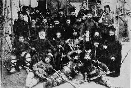 Bulgarian priests and comitas