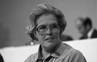 Hanna-Renate Laurien German politician