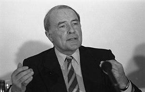 Alfred Dregger - Alfred Dregger (1983).