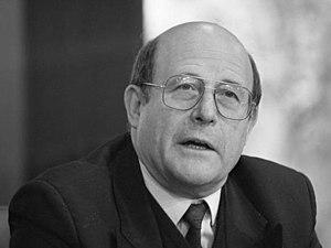 Wolfgang Bötsch - Him in 1990