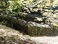Burg Glauburg, Plateau, Nordöstliches Burghaus 02.JPG