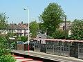 Burley Park Station and Chapel Lane, Headingley - geograph.org.uk - 170204.jpg