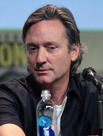 Burr Steers - Steers at ComicCon 2015