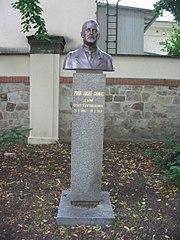 Bust of Josef Sumec
