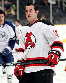 Bobby Butler (ice hockey) American professional ice hockey player