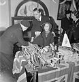 Bwrs Christmas Gifts Distributed To London's East Enders- American Aid To the Canning Town Settlement, London, England, UK, December 1944 D23295.jpg
