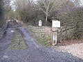 Byway to Steer's Common, a National Trust place - geograph.org.uk - 1167148.jpg