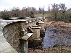 Bywell Bridge - geograph.org.uk - 1188277.jpg