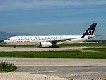 """C-GHLM Airbus A330-343 A333 - ACA """"StarAlliance"""" (26516765302).jpg"""
