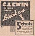 C. Lewin, Breslau, Schals (1926).jpg