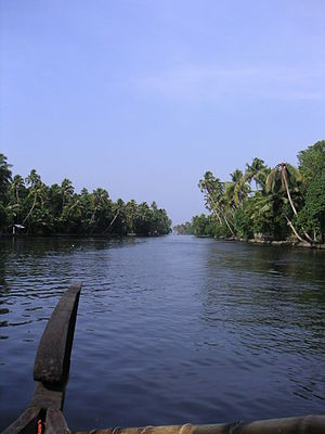 Kerala Backwaters.