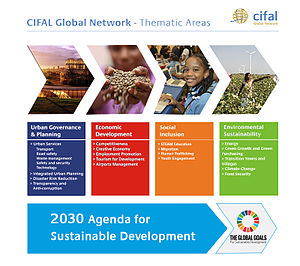 CIFAL - CGN Thematic Areas