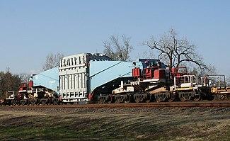 транспортер крупногабаритных грузов