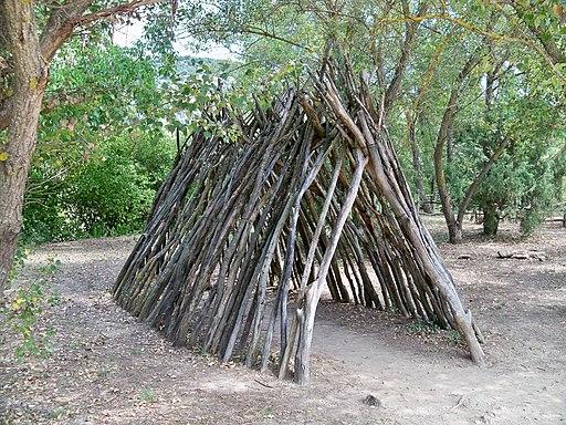 Cabane de Terra Amata 2
