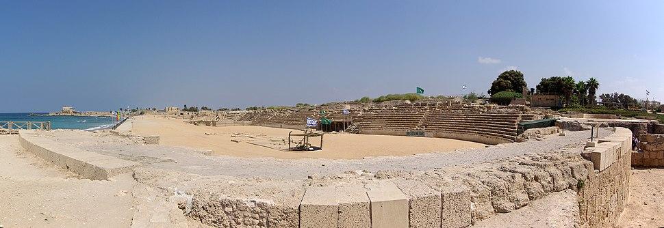 Caesarea Maritima BW 2010-09-23 09-26-26 stitch
