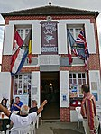Café Gondrée at Pegasus Bridge (First french house to be liberated at the end of 5th June 1944) (35324141066).jpg