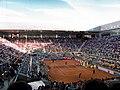 Caja Mágica - Madrid Open 2011 - Roger Federer vs Feliciano López - 01.jpg