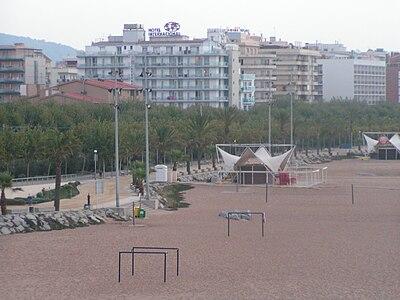 Calella Hotels Strand.JPG