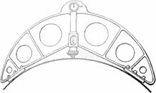 Calibro (o micrometro) a cavaliere