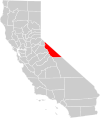 California county map (Mono County highlighted).svg