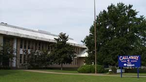 Callaway High School (Mississippi) - Image: Callaway school