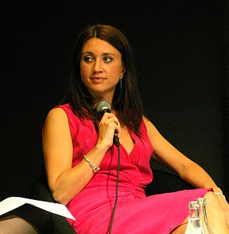 Camilla Läckberg - Camilla Läckberg at the 2011 Göteborg Book Fair.