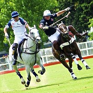 Campeonato Argentino Abierto de Polo - A match of the 2010 season.