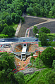 Canadian Memorial Underpass under construction.jpg