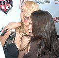 Candy Manson, Maple at Hunter CARE bash 1.jpg