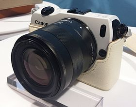 Image illustrative de l'article Canon EOS M