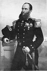 Capitão de Fragata Henrique Antônio Baptista