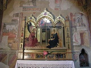 Bartolini Salimbeni Annunciation