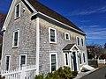 Capt. Gideon Woodwell House at 2 Woodwell Avenue Newburyport MA Massachusetts USA built circa 1649.jpg
