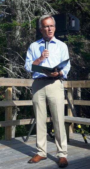 Sean Casey (Canadian politician) - Sean Casey, MP