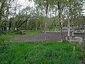 Car park and picnic area on Garadice Lough - geograph.org.uk - 1310468.jpg
